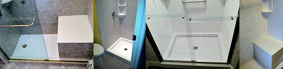 Acrylic Shower Liners « Cape Cod